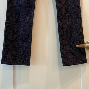 Lauren Ralph Lauren Pants & Jumpsuits - Lauren Jeans Co. Ralph Lauren Navy Printed Pants